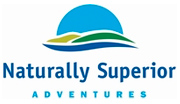 Naturally Superior Adventures Logo