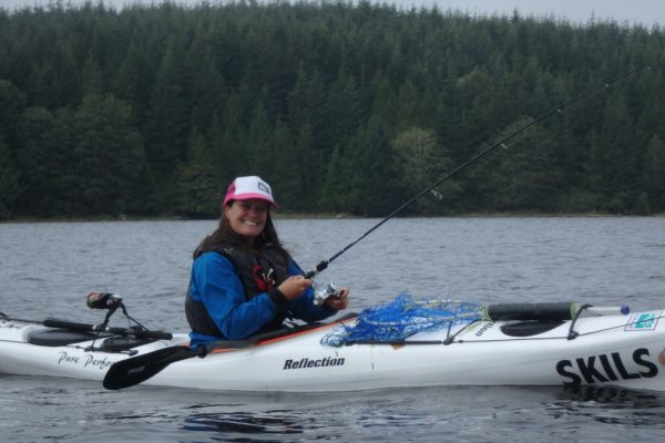 Kayak Fishing Courses and Trips | SKILS