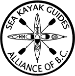 Sea Kayak Guides Aliance of BC Logo