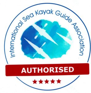 International Sea Kayak Guide Association Logo